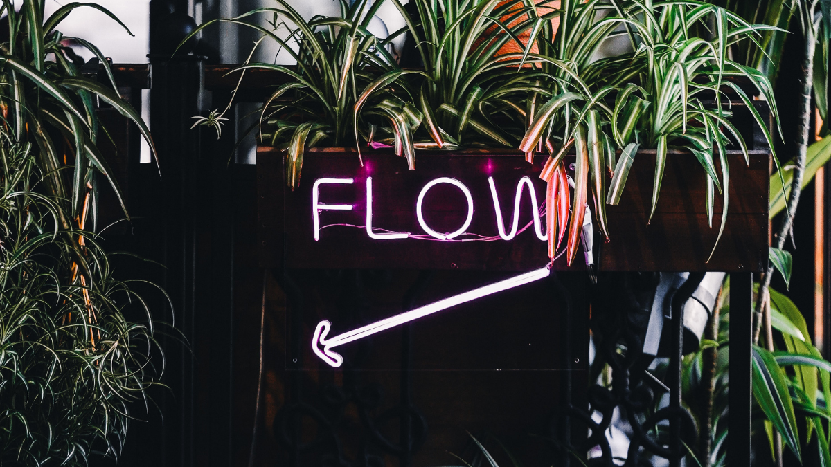 finding flow during covid